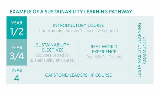 Sustainability Learning Pathway
