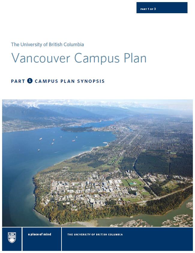Vancouver Campus Plan